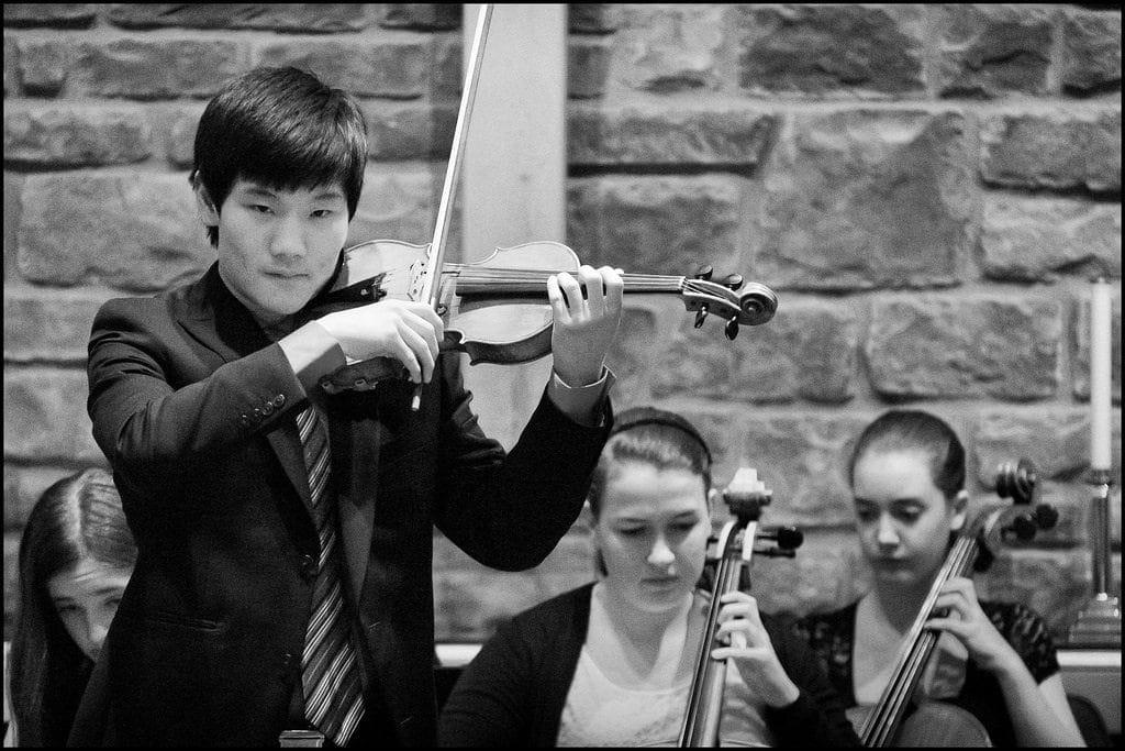 violin lessons nyc