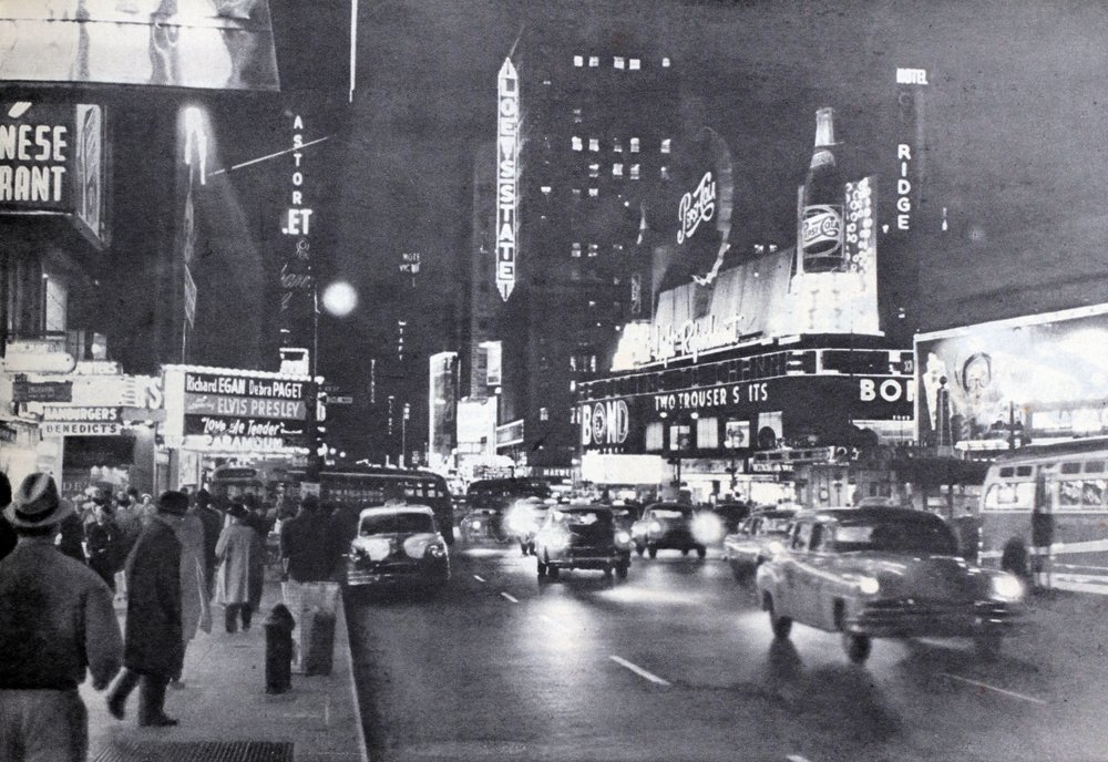 Old Look At NYC