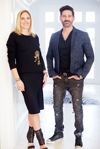 Tracy & Vincent Reina - Founders of Music To Your Home