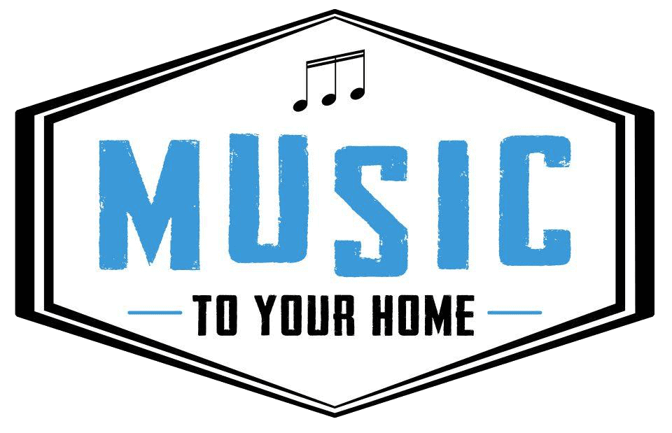 Music To Your Home - Logo