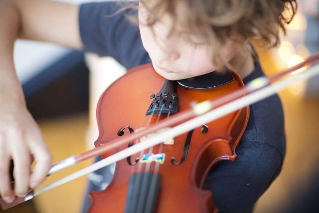 New York City's Violin Lessons
