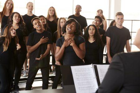 choir vocal coaching