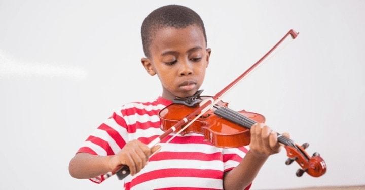First & Easiest Violin Songs for Beginners