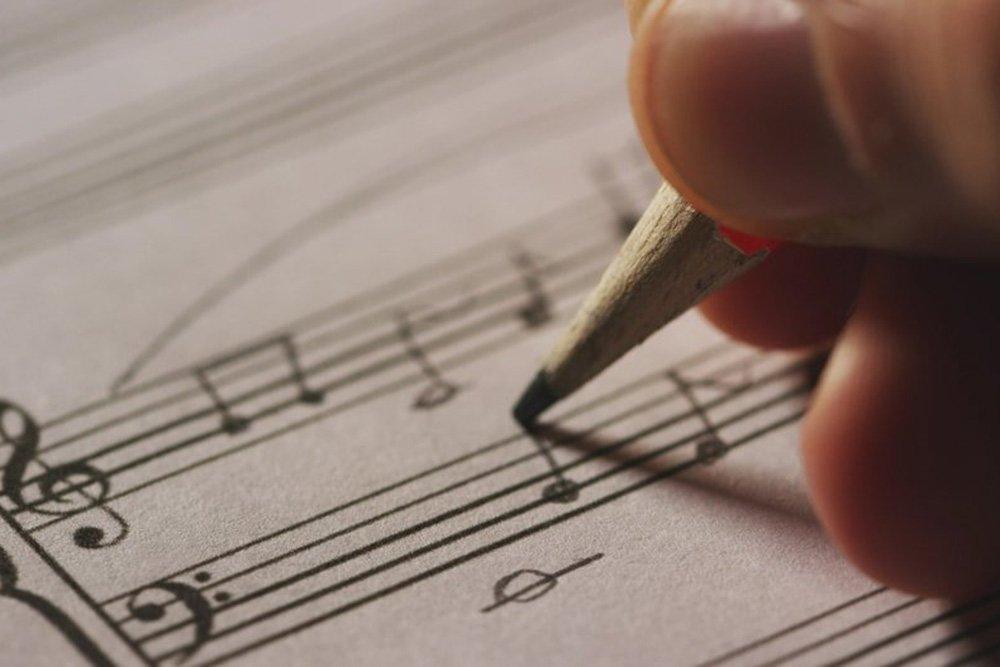 Piano Music Composition