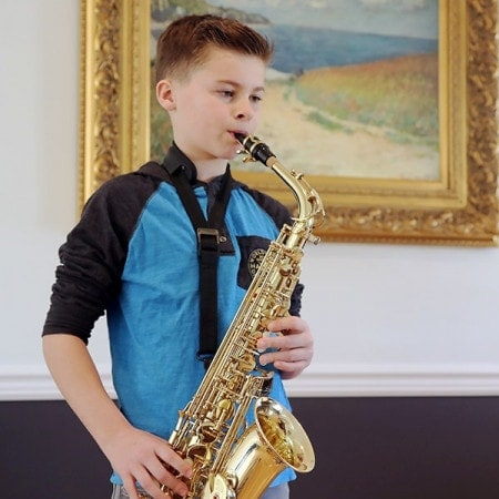 Saxophone Lessons NYC 1