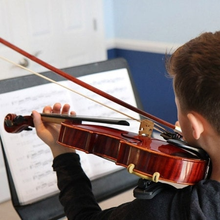 Learn an Instrument- Violin lessons
