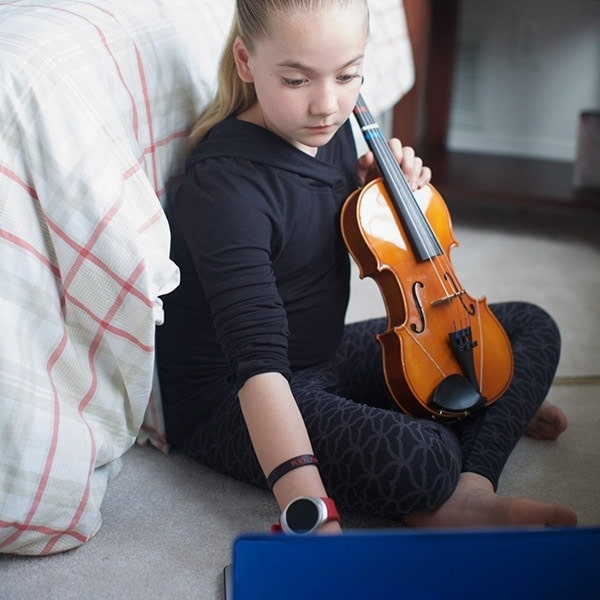 Learn Violin Online Lessons