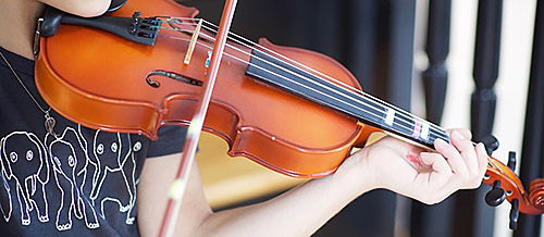 Learn Violin Lessons NYC