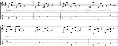 10 Easy Guitar Riffs for Beginners 3