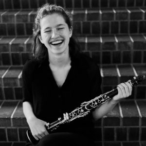 Elia F Clarinet