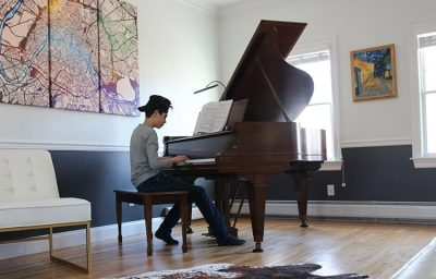 Book in Home Music Lessons in NYC