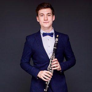 Dylan J. Clarinet