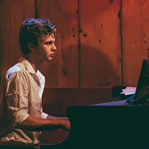 Jason Z. Piano