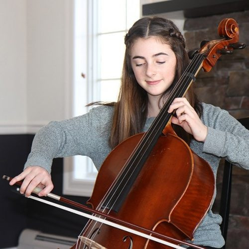 Learn an Instrument- Cello lessons