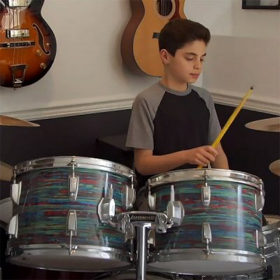 Drum lessons NYC