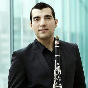 Narek A. Clarinet, Piano