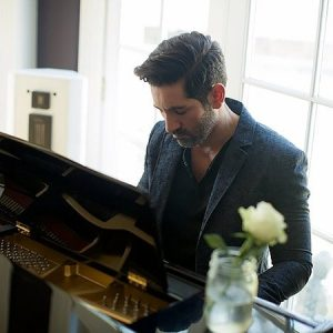 Vincent Reina. Owner, Piano